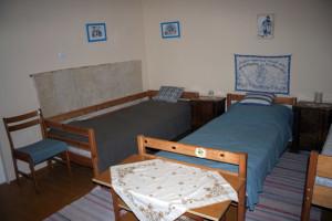 Mándok, Faluvégi Vendégház - kék szoba